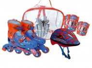 Spiderman Skate Combo Set