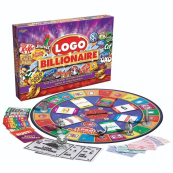Logo Billionaire Board Game reviews