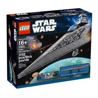 LEGO Super Star Destroyer 10221