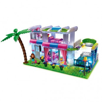 Lite Brix Lite Up Mansion