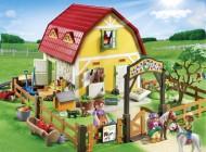 Playmobil Childrens Pony Farm 5222