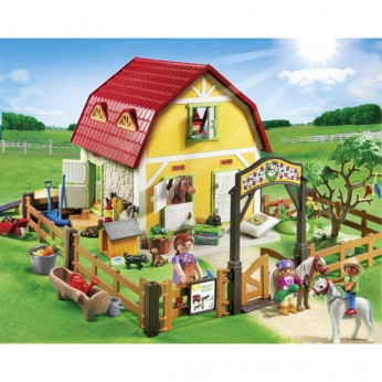 Playmobil Childrens Pony Farm 5222 reviews