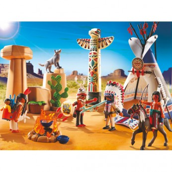 Playmobil Native American Camp 5247 reviews