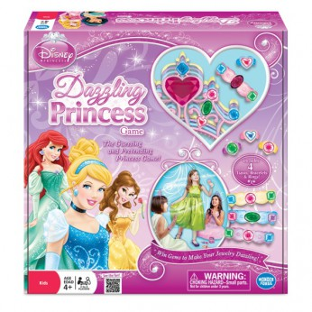Disney Princess Dazzling Princess Board Game reviews