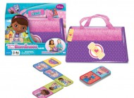 DocMcStuffins Sharing is Caring Dominoes BoardGame