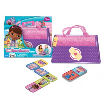 DocMcStuffins Sharing is Caring Dominoes BoardGame reviews