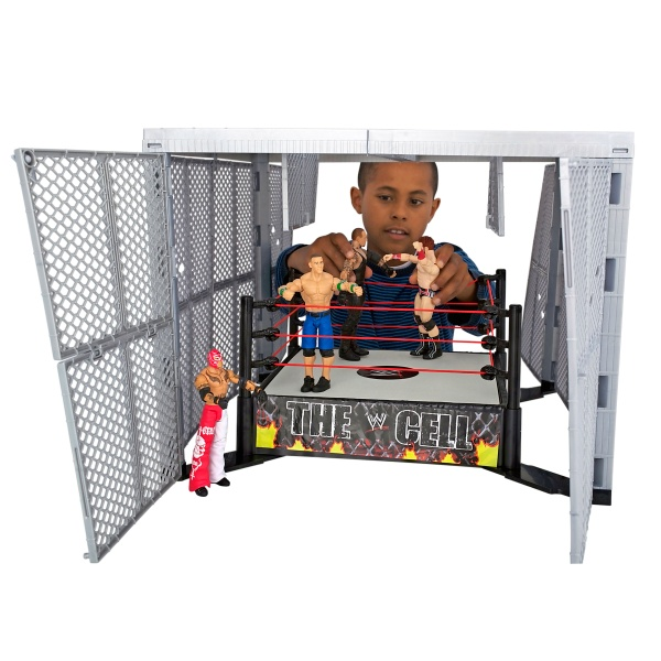 Wwe Hell In A Cell Toys 73