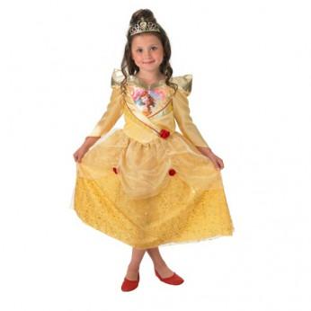Shimmer Golden Belle Dress