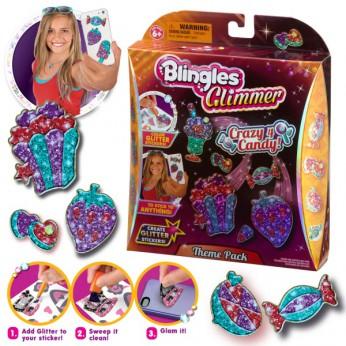 Blingles Glimmer Theme Pack reviews