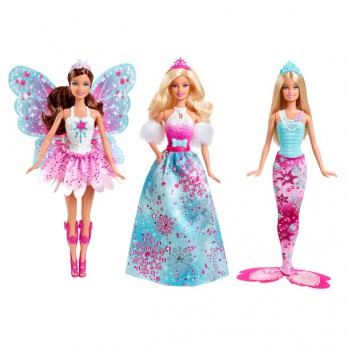 Barbie Fairytale Giftset reviews