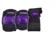Protection Set Purple S