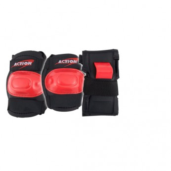 Protection Set Red S
