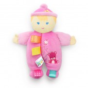 Taggies Cozy Cutie Baby Doll