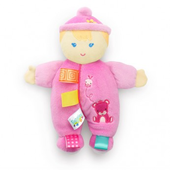 Taggies Cozy Cutie Baby Doll reviews