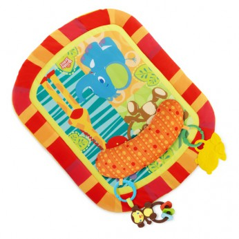 Bright Starts Safari Adventures Prop and Play Mat reviews