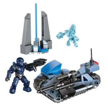 Mega Bloks Halo UNSC Siege Bike reviews