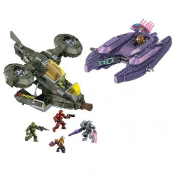 Mega Bloks Halo Hornet Vs Vampire