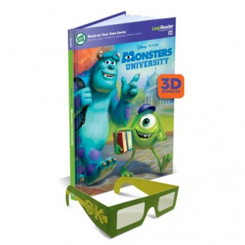 LeapFrog Tag Book Monsters University reviews