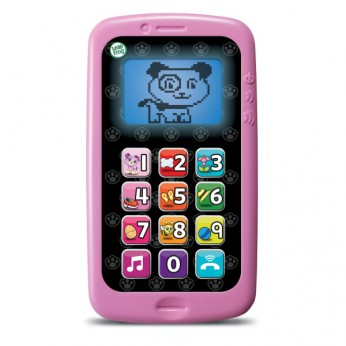 LeapFrog Chat and Count Phone (Violet)