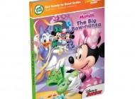 LeapFrog LeapReader Junior Book: Disney Minnie