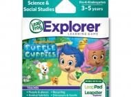 Leapster Explorer Bubble Guppies