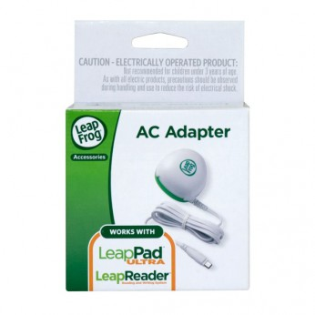 LeapReader/LeapPad Ultra AC Adapter reviews