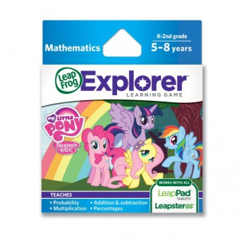 LeapFrog Explorer My Little Pony reviews