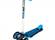 Rock Blue Scooter