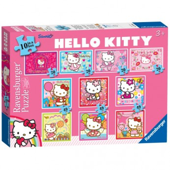 Hello Kitty 10 in a Box Bumper Pack reviews
