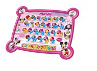 Minnie Mouse Alphabet Board