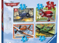 Disney Planes 4 in a Box