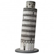 3D Leaning Tower of Piza Building Puzzle