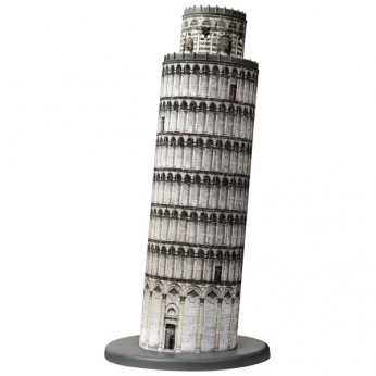 3D Leaning Tower of Piza Building Puzzle reviews