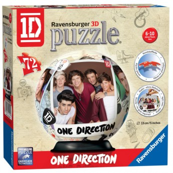One Direction 72 Piece Puzzleball Jigsaw Puzzle reviews