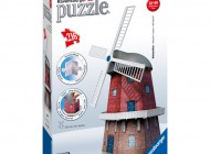 3D Windmill Puzzle 216 Piece