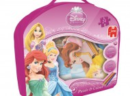 Disney Princess Puzzle and Colour Jigsaw