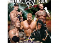 The Official WWE Annual 2014