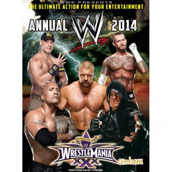 The Official WWE Annual 2014 reviews