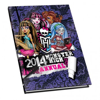 Monster High Annual 2014 reviews