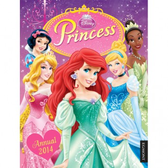 DISNEY PRINCESS ANNUAL 2014 reviews