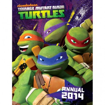 TMNT ANNUAL 2014 reviews