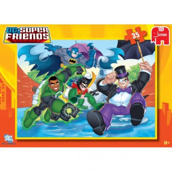 DC Superfriends Superfriends 35pce reviews