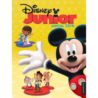DISNEY JUNIOR ANNUAL 2014 reviews