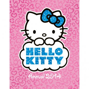 HELLO KITTY ANNUAL 2014 reviews