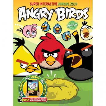 Angry Birds Annual 2014 reviews