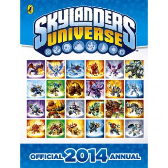 Skylanders Official Annual 2014 reviews