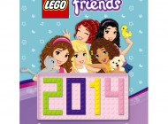 LEGO Friends Official Annual 2014