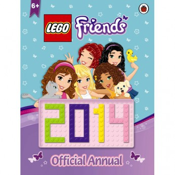 LEGO Friends Official Annual 2014 reviews