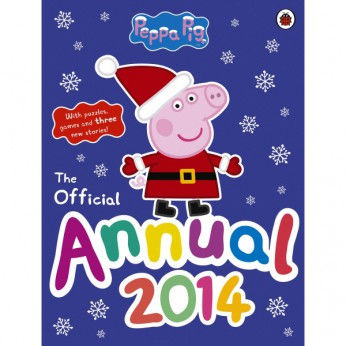 Peppa Pig: The Official Annual 2014 reviews