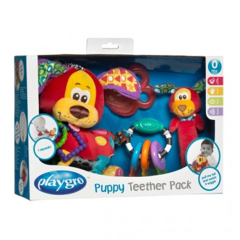 Playgro Puppy Gift Pack